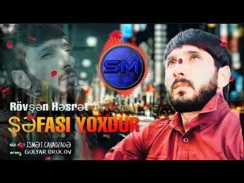 Rovsen Hesret- Sefasi Yoxdur 2021 [ Official Audio]