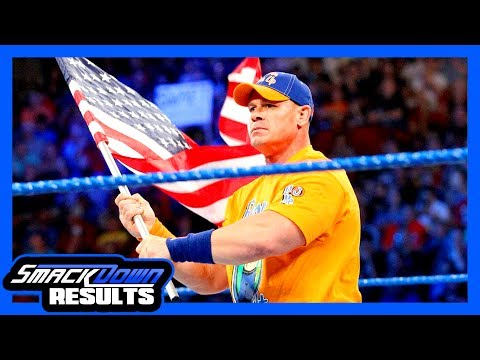 Cena, 9/11 & Battleground: WWE Smackdown Review (Going In Raw Podcast Ep. 259)