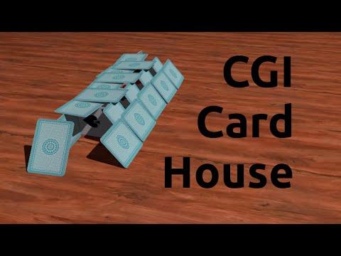 CGI Card House