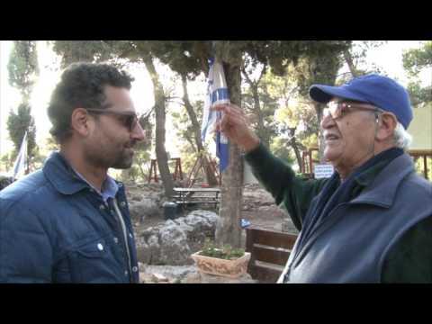 Our International Solidarity trip to Judea, Samaria Area & Jerusalem, Israel
