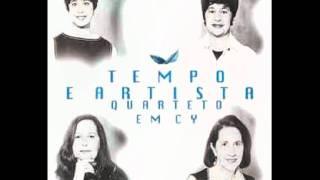 Tempo Rei - Gilberto Gil - com Quarteto em Cy e Gilberto Gil