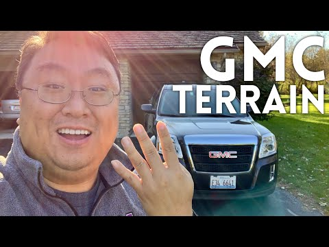 My 2015 GMC Terrain 4 Year Review