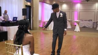 Michael Jackson Wedding Dance! The Way You Make Me Feel