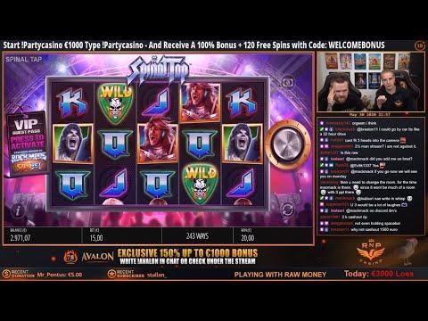 🔴 RNPCASINO STREAM (30/05/2020) - Slots And Casino Games