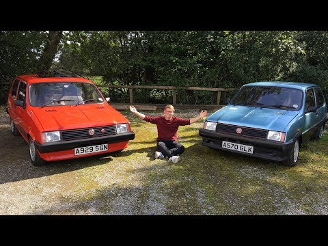 """""""Your Best Friend Will Hate You"""" - 1983 MG Metro 1300 & Turbo"""