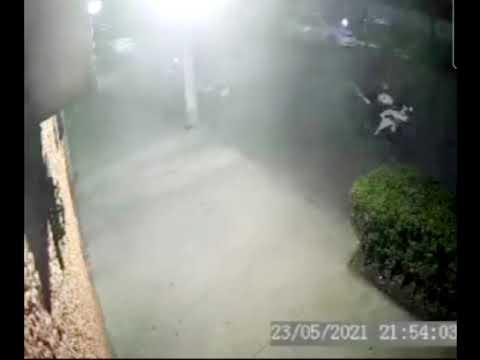 Huevos y una moto; así es el nuevo modus operandi de #robo a casas