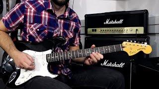 FENDER SQUIER Vintage Modified Stratocaster®, RW BK - Demo Guitar