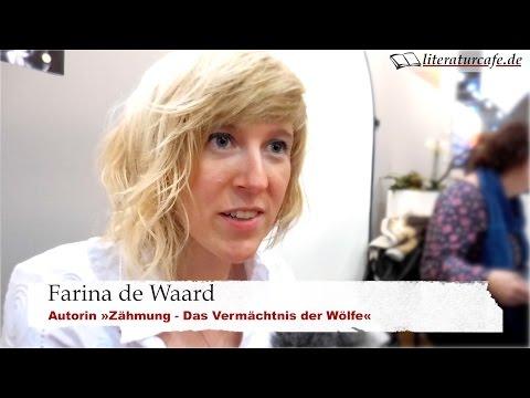 Farina de Waard - Gewinnerin des Indie Autor Preis 2015