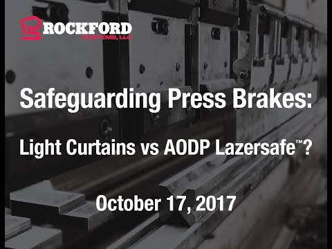 Rockford Systems | Light Curtains vs Lazersafe™ Sentinel Plus AOPD