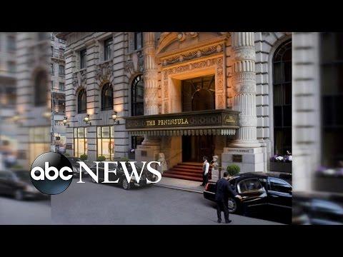 Peek Inside New York's Newest Luxury Hotel Suite