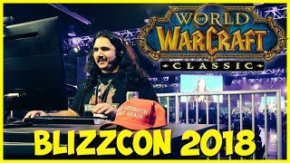 The Full Story of BlizzCon and My Thoughts on Classic