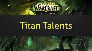 Titan Panel Addon