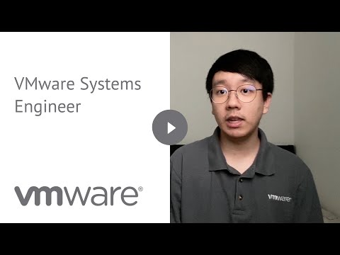 VMware Systems Engineer