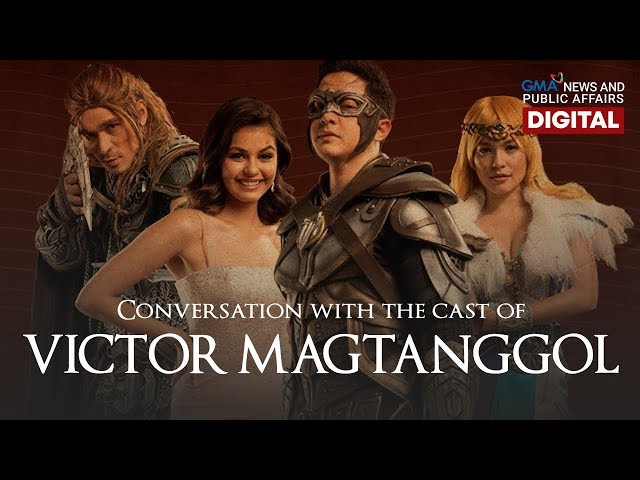 Conversation with the cast of Victor Magtanggol!