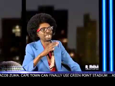 Late Nite :  with Witchdoctor  Pitch Black Afro
