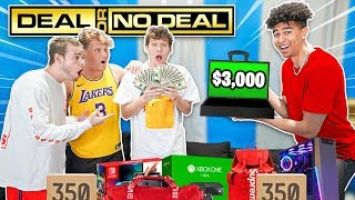 Insane Deal or No Deal! *Luckiest Winner Ever*