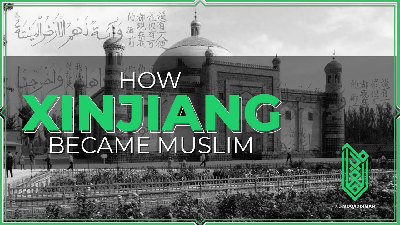 How Xinjiang Became Muslim ft. Let's Talk Religion