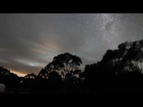 Night Sky LMDSS Heathcote Victoria