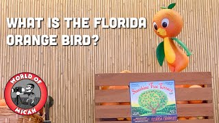 What is The Florida Orange Bird? Disney History and Legacy! WOM 351