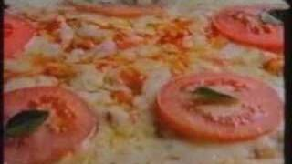 Comercial Guaraná ANTARCTICA  1991- pizza