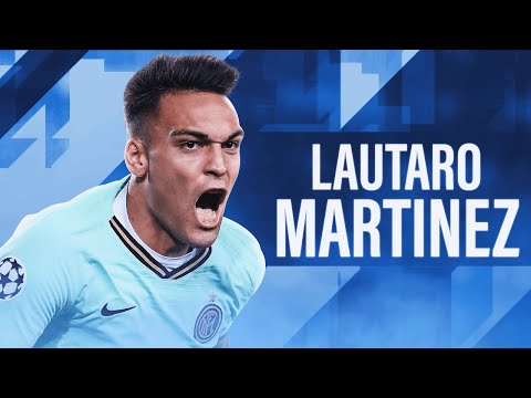 Lautaro Martinez 2019/20 - Goals & Assist for Inter