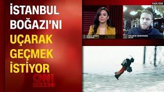 Gambar cover Roket Adam Richard Browning nasıl uçtuğunu CNN TÜRK'e anlattı