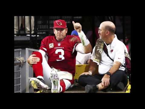 The incredible story of how a donor helped Carson Palmer play in the NFL