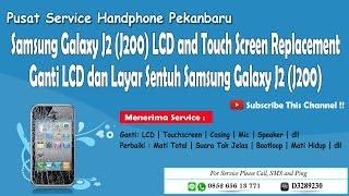 Samsung Galaxy J2 (J200) LCD Touch Screen Replacement - Ganti LCD dan Layar Sentuh Samsung J2