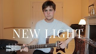Download Lagu New Light - John Mayer (Cover) Mp3