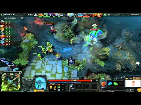 Team Empire vs. OG - D2CL S6 Playoffs - G2