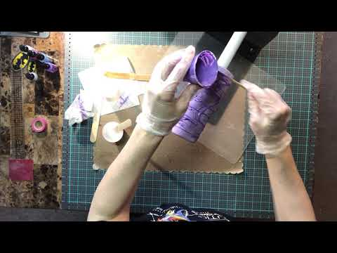 HOW TO MY WAY MIXING ACRYLIC PAINT AND EPOXY
