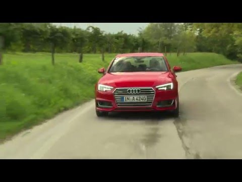 Audi A4 (2015) - drivetest & review - Cavaleria.ro