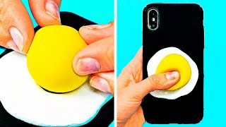25 TOTALLY COOL DIY PHONE CASES