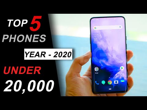 Best Smartphones Under 20000 In January 2020 | Top 5 Phones Under 20000 | Best Phone Under 20000