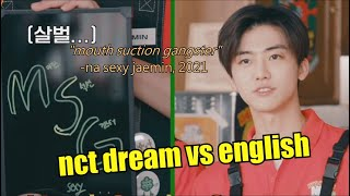 Download nct dream vs english (mostly renhyuck with mark)