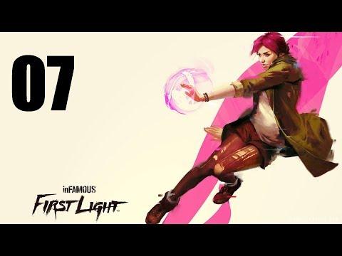 Let's Platinum inFAMOUS First Light 07 - That's So Fetch; Blackout
