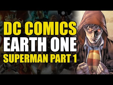 I Can't Be Superman (Superman Earth One Vol 1: First Steps)