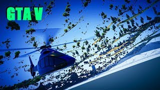 Searching for Secrets UNDER the Map in GTA 5!!! (Getting INSIDE Chiliad!)