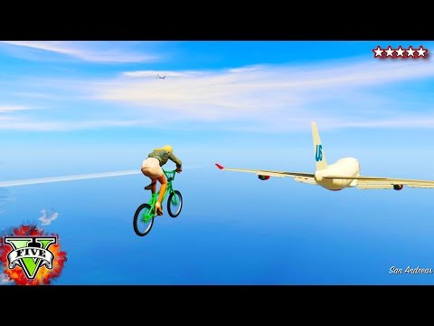 NEW GTA 5 PC MOD - Crazy FLYING MOD - GTA MOD: Cars, SPEED, Character, Weather (GTA 5 MOD)