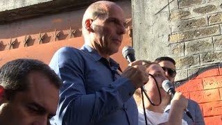 "Brexit, Varoufakis: ""Democrazia avvelenata da regole Ue in disintegrazione"""