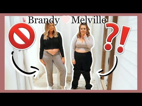 WE GAVE BRANDY MELVILLE A SECOND CHANCE...this is what happened