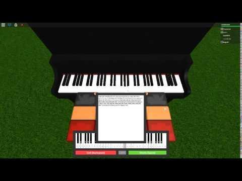 Radioactive Imagine Dragons On A Roblox Piano