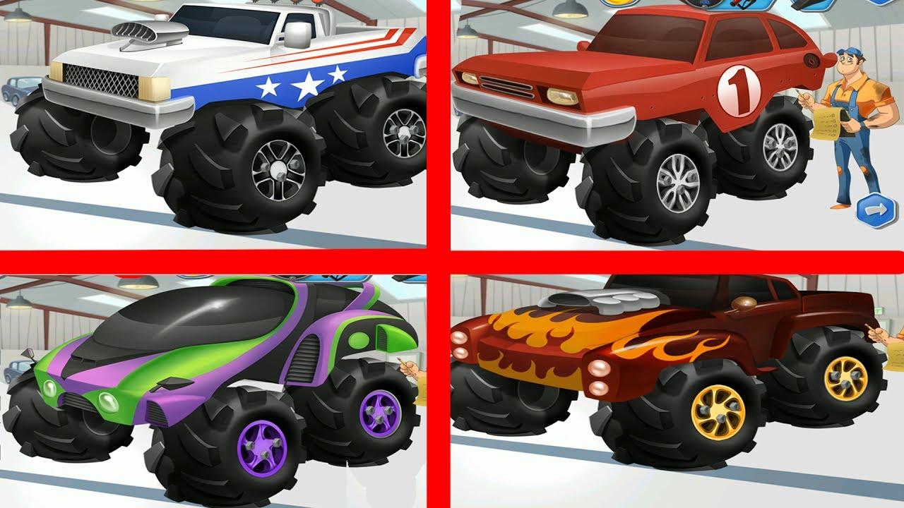 Mechanics For Kids Car Mechanic Factory Best Android