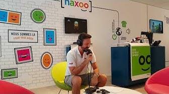 CONCOURS PALEO avec Hervé de One FM en direct du naxoo shop !