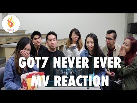 GOT7 Never Ever MV Reaction [SeouLit]