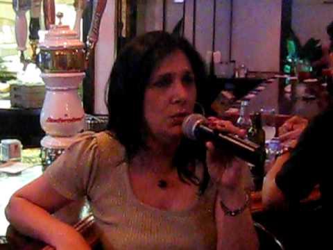 karaoke Sagres - Rose Mary canta carpenters - sabe tudo - linda voz -