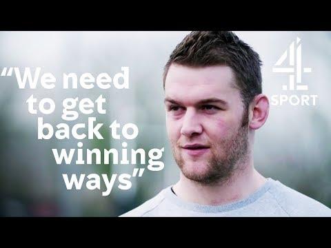 "Ospreys Back Row Dan Lydiate Discusses the Team's ""Tough"" Season | The Big Tackle"