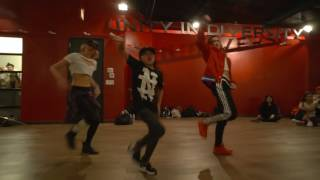 feel that vic mensa round 2 choreo by anze