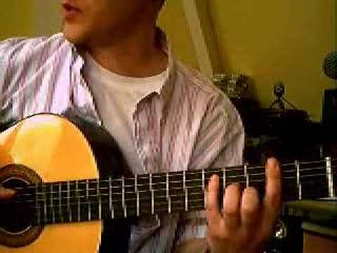 Acoustic Smooth Jazz Guitar Lesson: 1 of 4