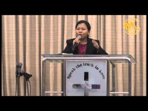 Rev  Zen Sian Lun preaching, August 09, 2015
